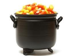Candy corn..