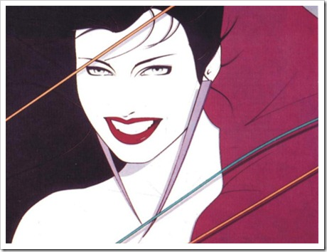 Duran Duran album cover artwork Rio