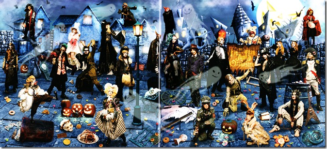 Halloween Junky Orchestra Halloween Party photo booklet complete (5)