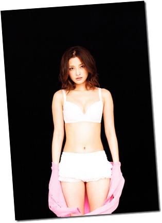Ishikawa Rika Hanagokoro (true back cover)