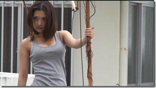 Ishikawa Rika in Hanagokoro making of.. (12)