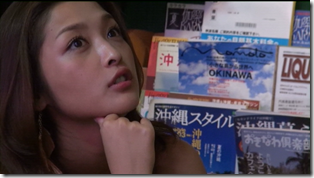 Ishikawa Rika in Hanagokoro making of.. (17)