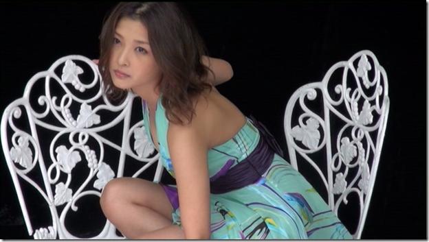 Ishikawa Rika in Hanagokoro making of.. (27)