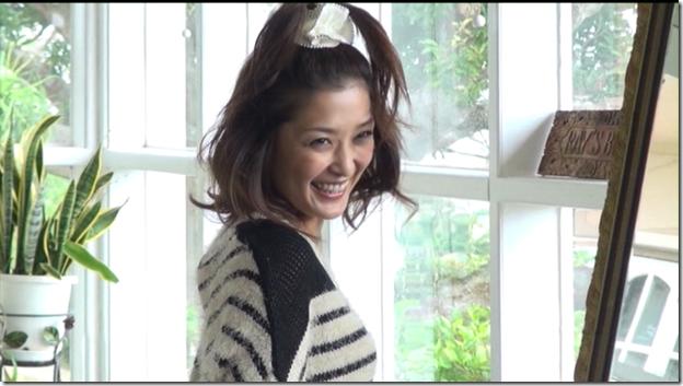 Ishikawa Rika in Hanagokoro making of.. (46)