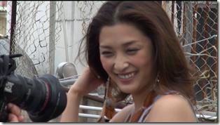 Ishikawa Rika in Hanagokoro making of.. (8)