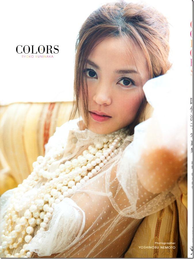 Kuninaka Ryoko COLORS (1)
