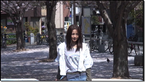 Kuninaka Ryoko in COLORS making of (44)