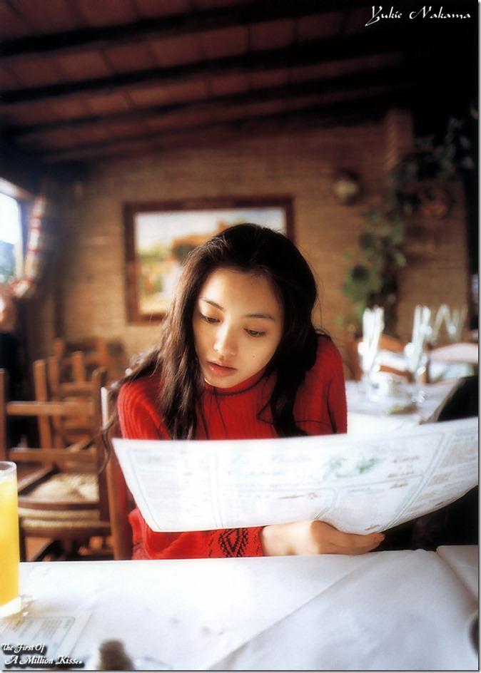 Nakama Yukie (May 2000)16