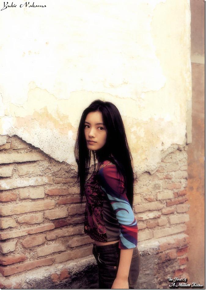 Nakama Yukie (May 2000)9