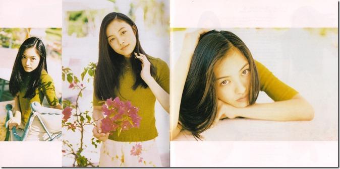 Nakama Yukie Tooi hi no melody (booklet scan10)