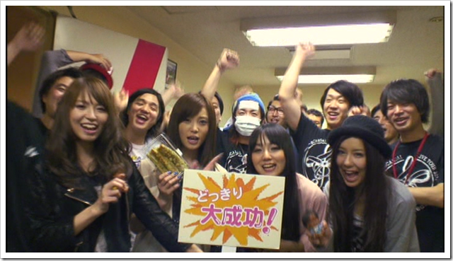 SCANDAL in SCANDAL live tour 2011 Dreamer  documentary (23)