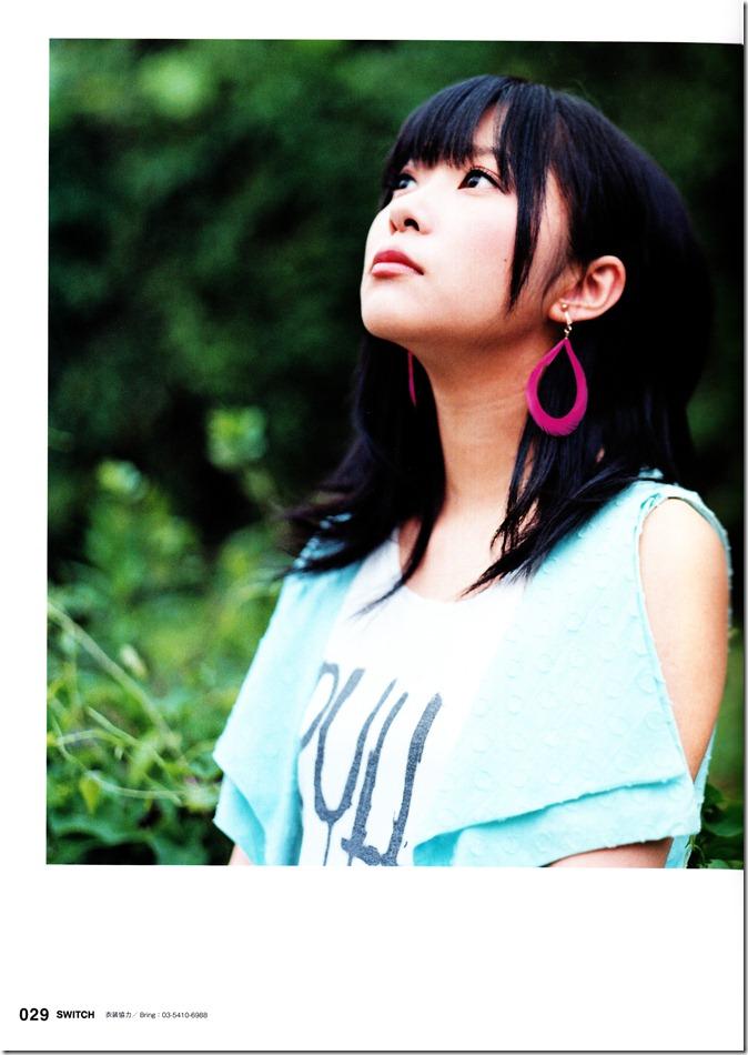 SWITCH November 2012 (Sashihara Rino) (15)