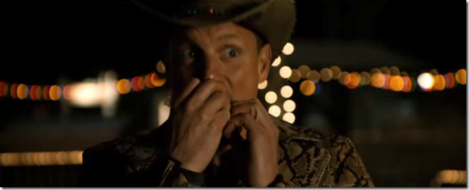 Woody Harrelson gets some Twinkies