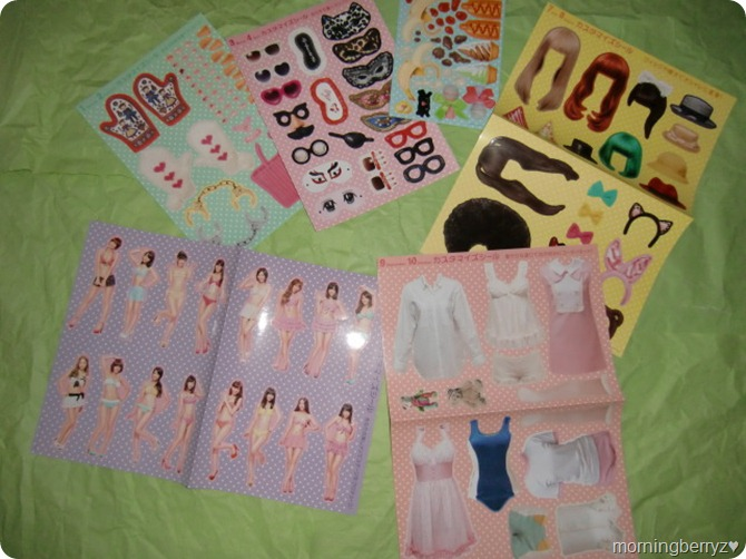 AKB48 2013 Official Calendar Box (13)