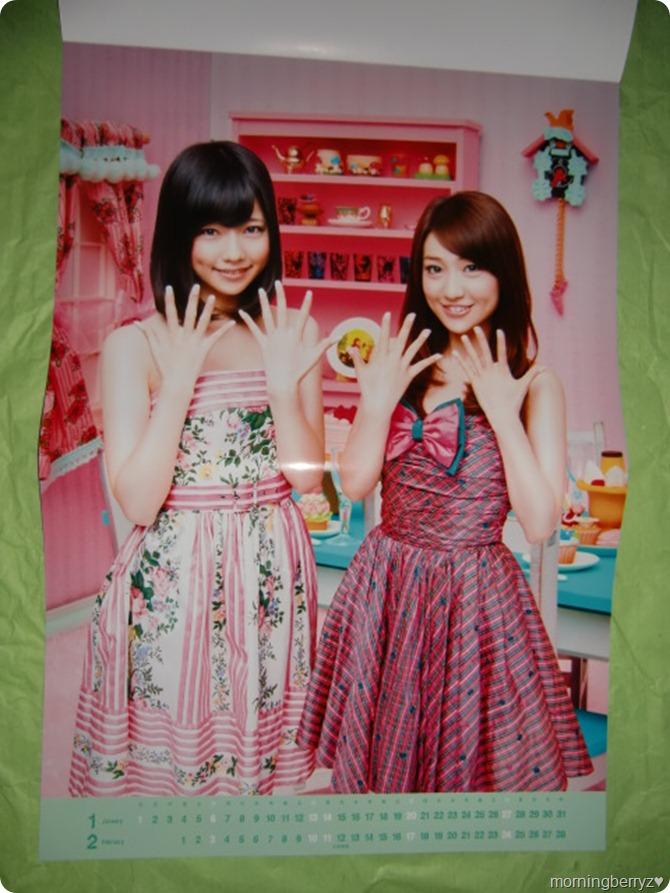 AKB48 2013 Official Calendar Box (5)