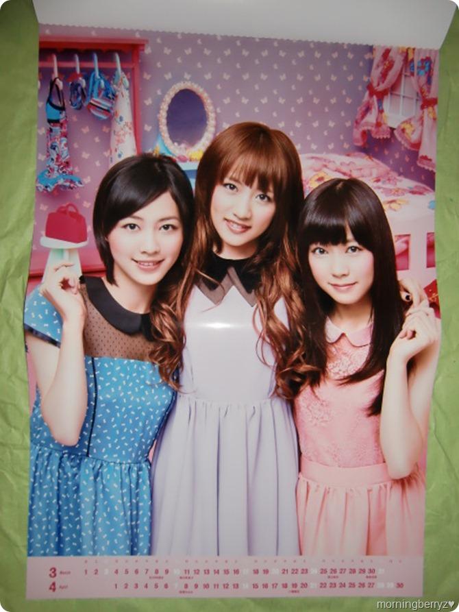 AKB48 2013 Official Calendar Box (6)