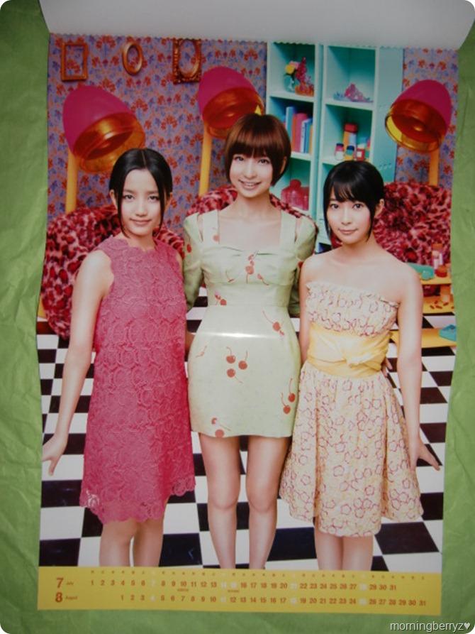 AKB48 2013 Official Calendar Box (8)