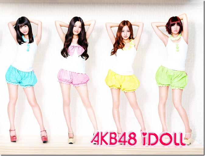 AKB48 2013 Official Calendar Box (scan) (17)