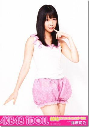 AKB48 2013 Official Calendar Box (scan) (3)