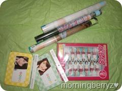 AKB48 2013 Official Calendar Box, Yuko & Kasai & Mayuyu B2 sized 2013 calendars, Oshima Yuko & Kawaei Rina 2013 desk top calendars