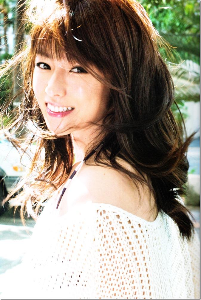 Fukada Kyoko Blue Moon (11)