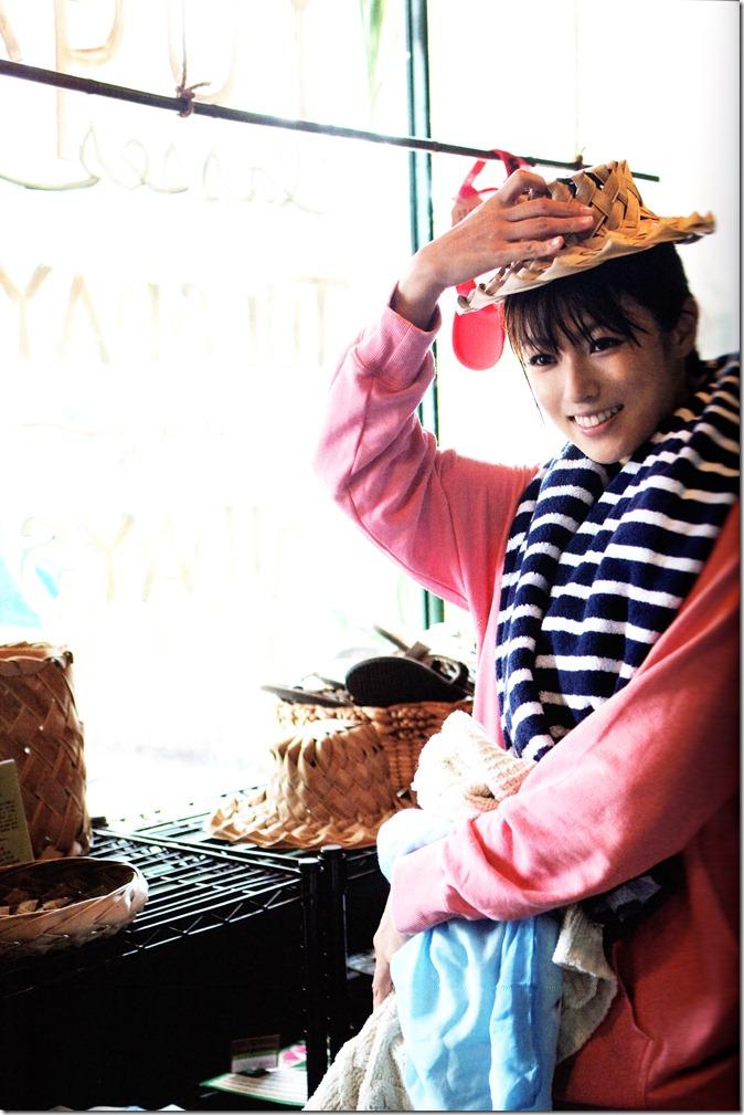 Fukada Kyoko Blue Moon (23)