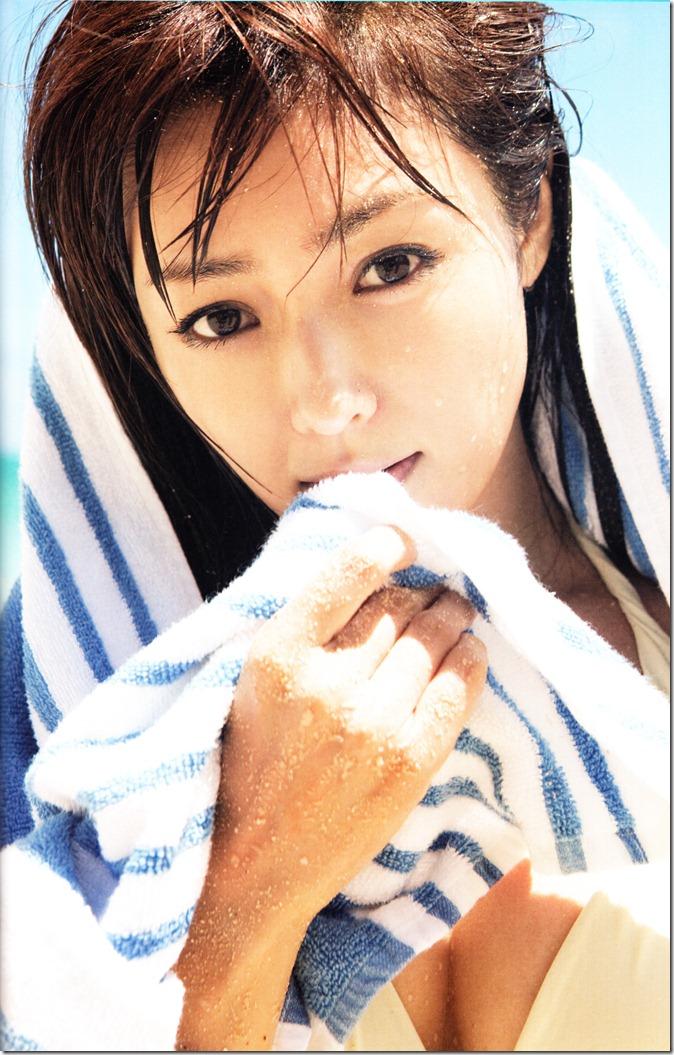Fukada Kyoko Blue Moon (48)