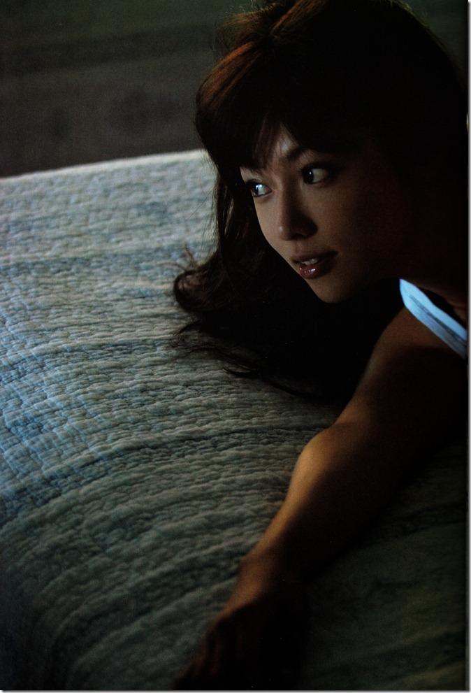 Fukada Kyoko Blue Moon (7)