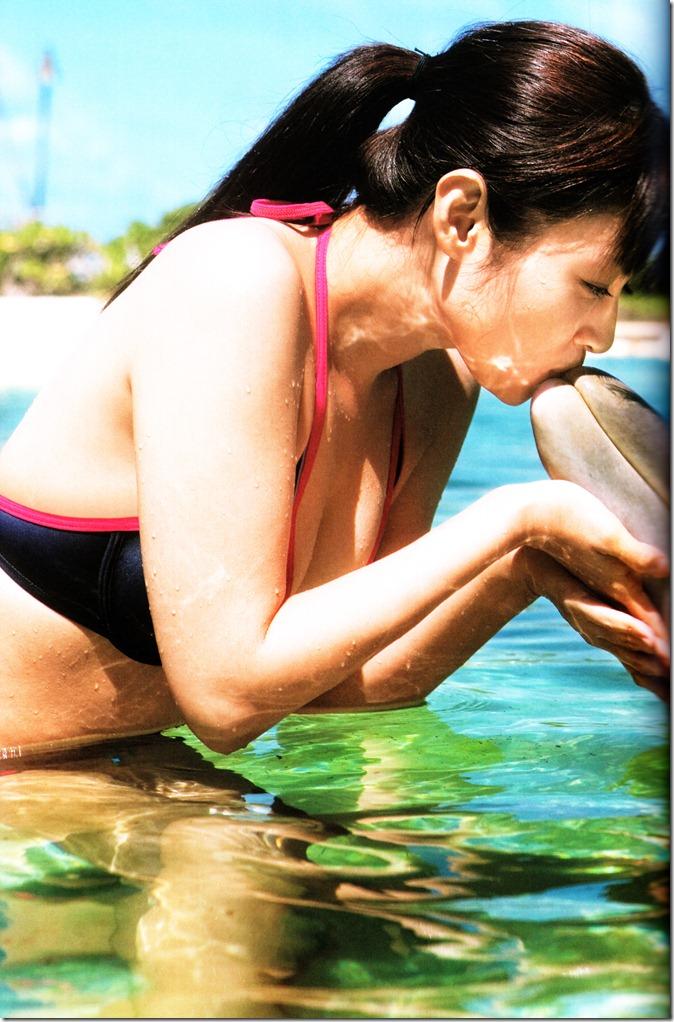 Fukada Kyoko Blue Moon (96)