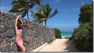 Koike Yui in PINK BREEZE in HAWAII♥ (11)