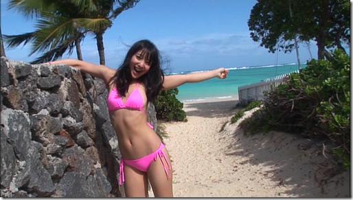 Koike Yui in PINK BREEZE in HAWAII♥ (13)