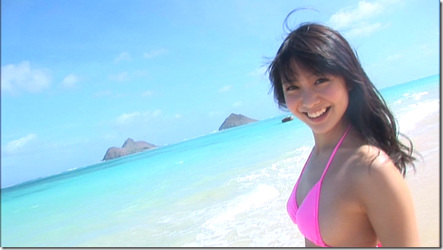 Koike Yui in PINK BREEZE in HAWAII♥ (19)