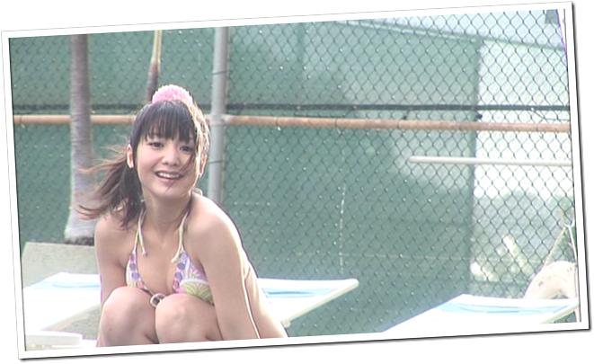 Koike Yui in PINK BREEZE in HAWAII♥ (241)