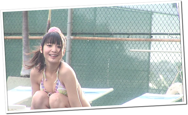 Koike Yui in PINK BREEZE in HAWAII♥ (241)