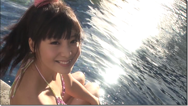 Koike Yui in PINK BREEZE in HAWAII♥ (242)