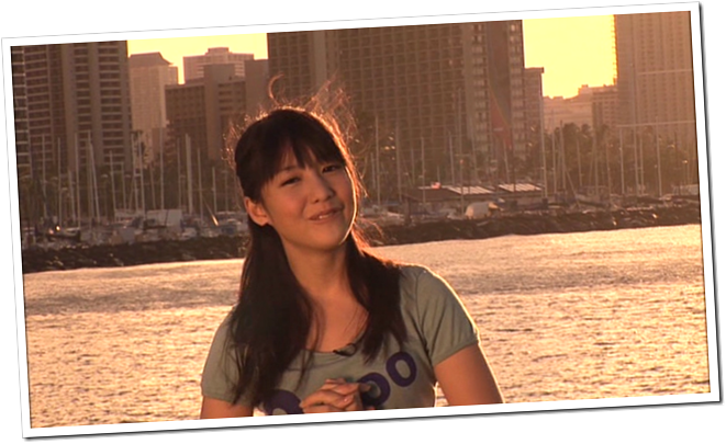 Koike Yui in PINK BREEZE in HAWAII♥ (337)