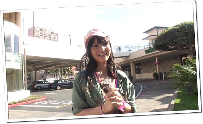 Koike Yui in PINK BREEZE in HAWAII♥ (37)