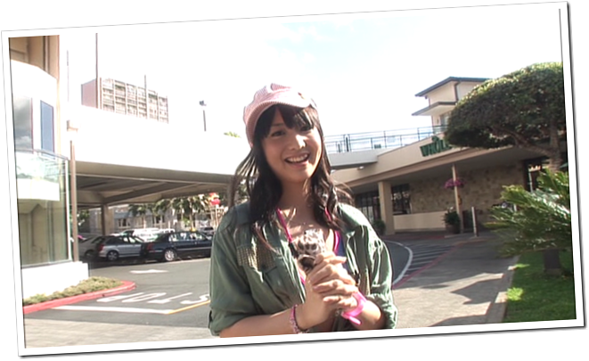 Koike Yui in PINK BREEZE in HAWAII♥ (37)