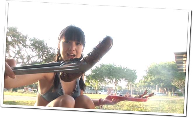 Koike Yui in PINK BREEZE in HAWAII♥ (70)