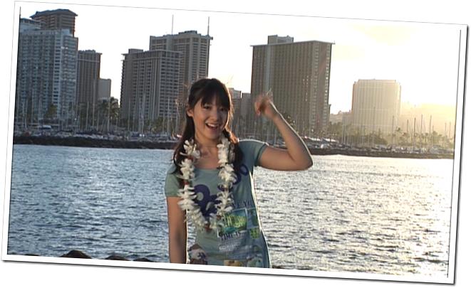 Koike Yui in PINK BREEZE in HAWAII♥ (7)
