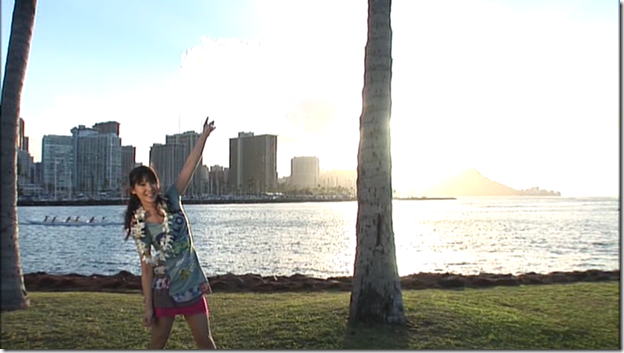 Koike Yui in PINK BREEZE in HAWAII♥ (8)
