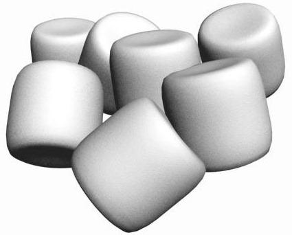 Marshmallows...