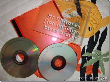 Mr.Children [(an imitation) blood orange]