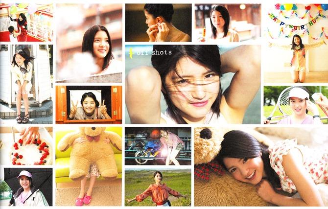 Umikore Kawashima Umika ~actress collection~