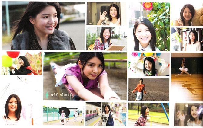 Umikore Kawashima Umika ~actress collection~ (109)