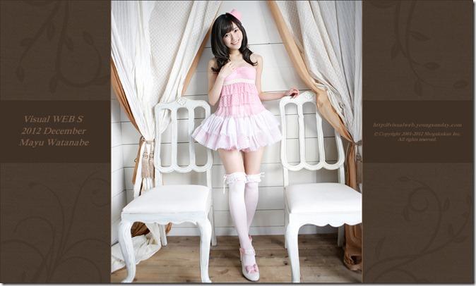 Watanabe Mayu YS Web