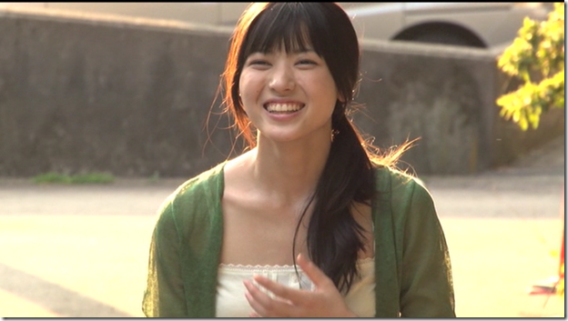 Yajima Maimi in Hatachi making of.. (23)