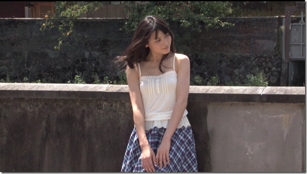 Yajima Maimi in Hatachi making of.. (2)