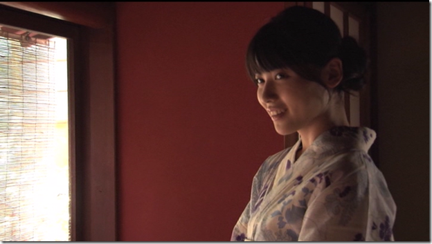 Yajima Maimi in Hatachi making of.. (9)