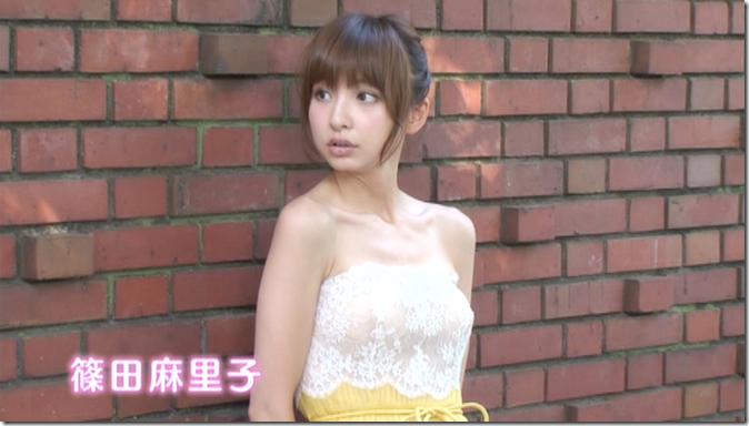 AKB48 in 2013 calendar & trading card making of (Playboy DVD) (52)